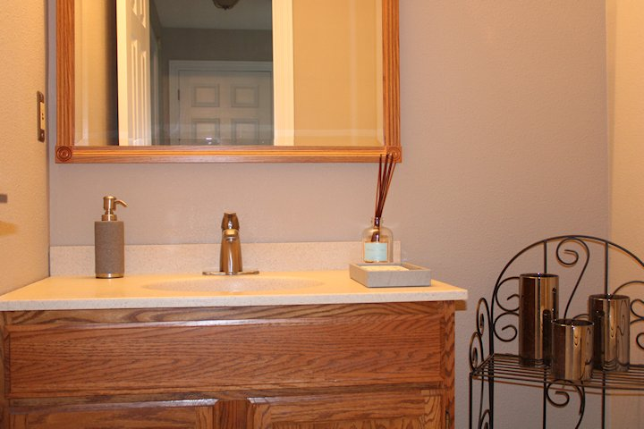 3684 Kingsway Drive Crown Point Main Level Bathroom Image